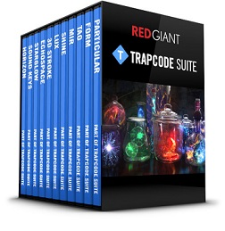 Red Giant Trapcode Suite 14 Mac