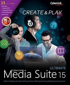 CyberLink Media Suite Ultimate 15