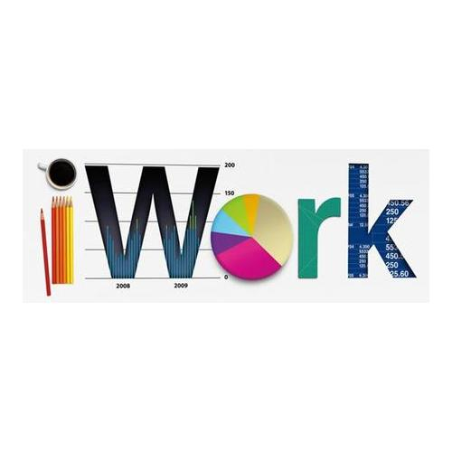 IWork Number, Keynote, Pages