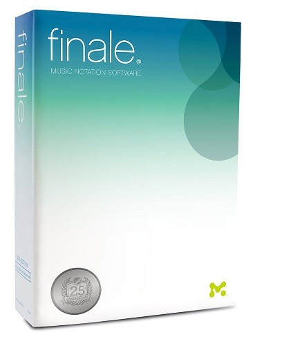 MakeMusic Finale 25 (2016)