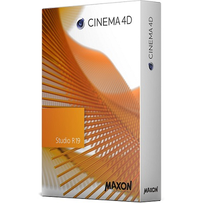 Maxon Cinema 4D R19 Mac